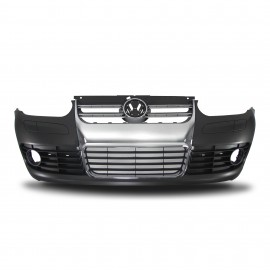 Front bumper in sport design fog lights cover suitable for VW Golf 4