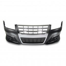 Front bumper in sports design suitable for VW Passat 3BG