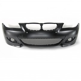Front bumper with PDC for BMW 5er E60 Limousine year 07.2003 - 03.2007 and E61 Touring year 06.2004 - 03.2007