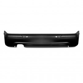 Rear bumper with PDC holes suitable for BMW 5er E39 year 1996 - 2003