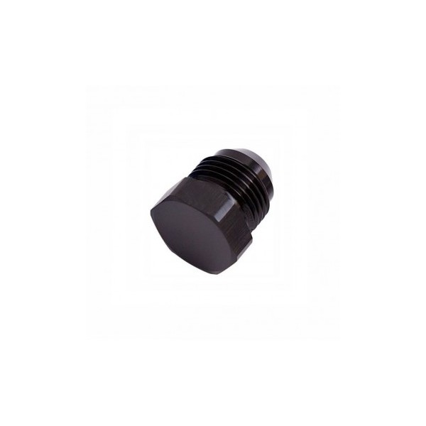 806 PLUG AN6 9/16X18 BLACK