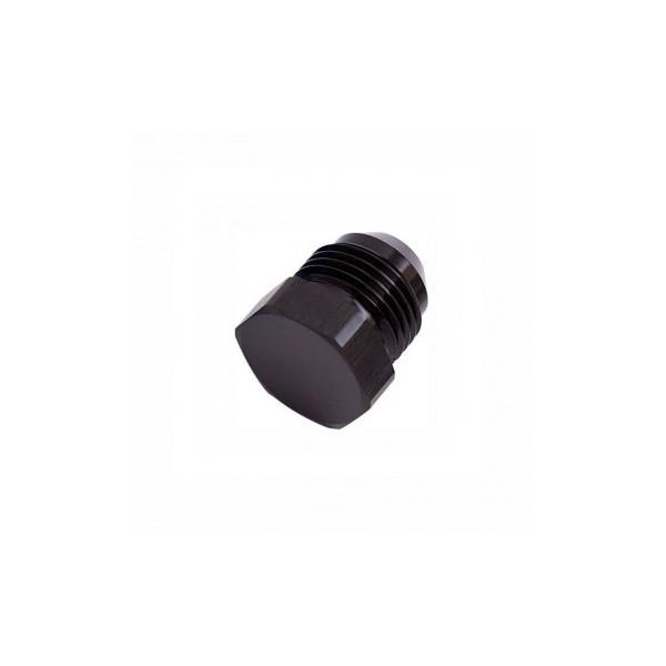 806 PLUG AN8 3/4X16 BLACK