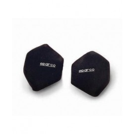 SPARCO Cushion Lumbar side backrest BLACK