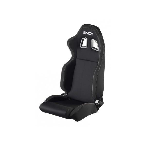 SPARCO R100 Tubular racing seat BLACK