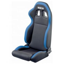 SPARCO R100 Tubular racing seat BLACK/BLUE