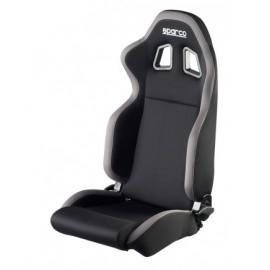 SPARCO R100 Tubular racing seat BLACK/GREY