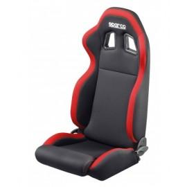 SPARCO R100 Tubular racing seat BLACK/RED