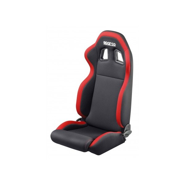 SPARCO R100 Tubular racing seat BLACK/RED