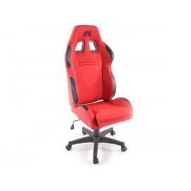 Office Chair Racecar red