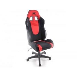 Office Chair Racecar black/red