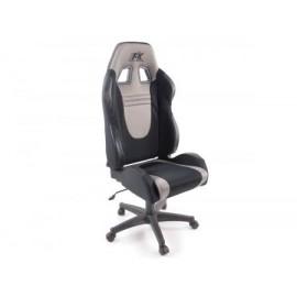 Office Chair Racecar black/grey