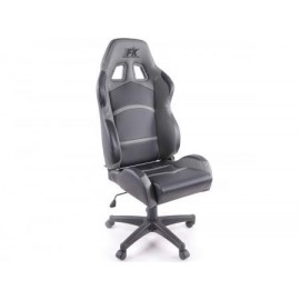 Office Chair Cyberstar black/grey