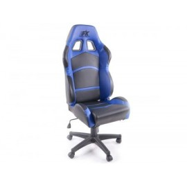 Office Chair Cyberstar black/blue