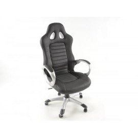 Office Chair artificial leather black