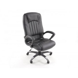 Office Chair Pittsburgh black with armrests