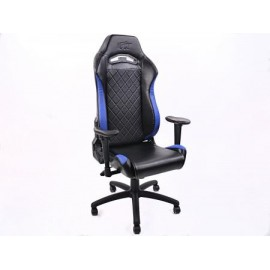 FK sport seat office chair gaming seat Liverpool black/blue swivel chair revolving chair