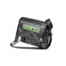 SPARCO GALAXY Flap-over laptop bag