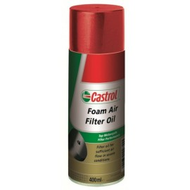 CASTROL FOAM AIR FILTER OIL SPRAY 0.4L