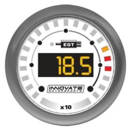 Innovate Digital MTX-D Exhaust Gas temerature(EGT) Gauge Kit