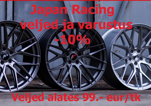 Japan Racing -10%